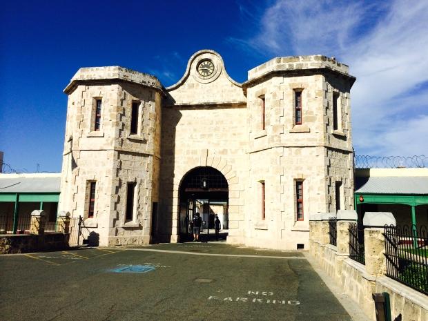 The Fremantle Prison